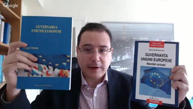 Embedded thumbnail for Curs: Introducere in politica si procedurile de elaborare a politicilor UE