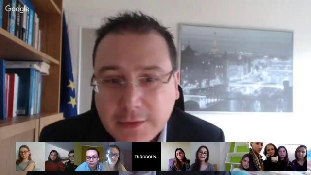 Embedded thumbnail for Procesul de elaborare a politicilor UE | Politici funcționale europene - RISE3 - Curs 2