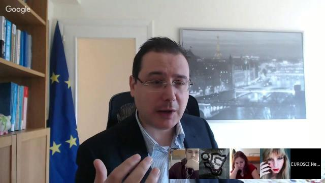 Embedded thumbnail for Lecture: The citizen connection: public opinion, elections and lobbying in the EU