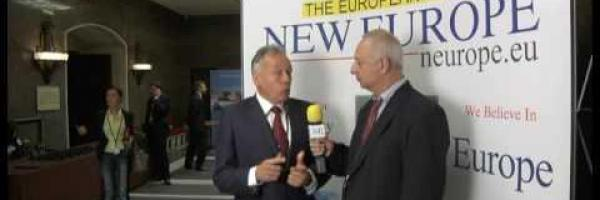 Embedded thumbnail for Is Romania prepared for joining the Euro?